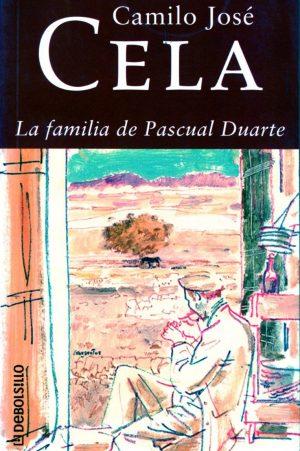Camilo J Cela La Familia De Pascual Duarte Libros Prohibidos