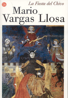 Mario Vargas Llosa: La fiesta del Chivo - Libros Prohibidos