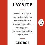 George Orwell: Por qué escribo