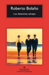 Los detectives salvajes. Libros Prohibidos