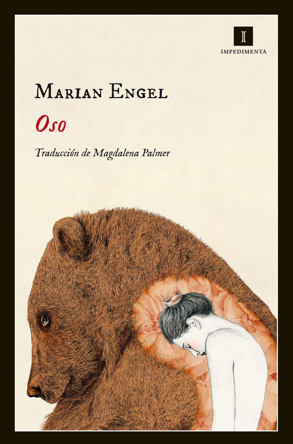 Marian Engel: Oso - Libros Prohibidos
