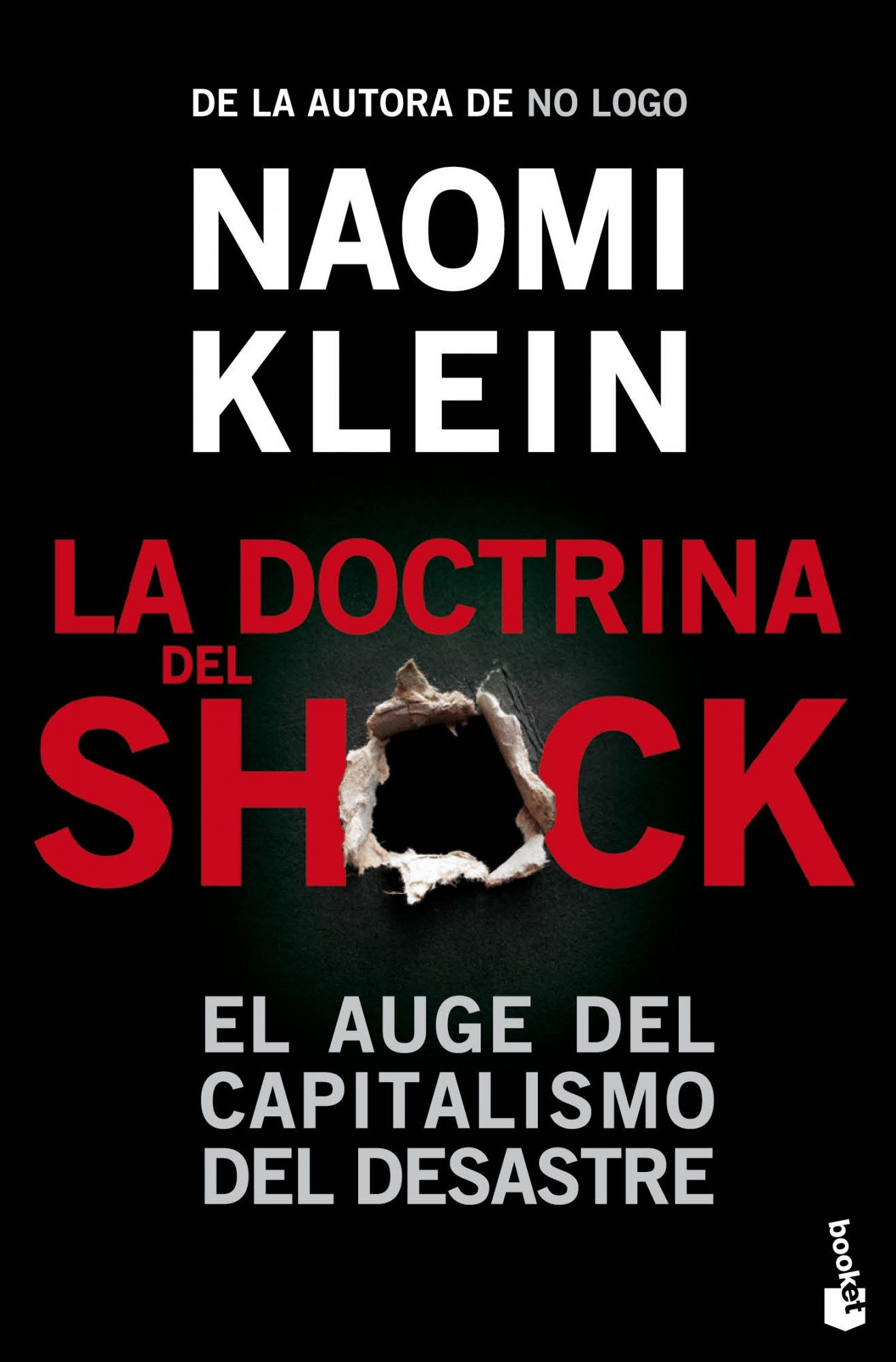 La doctrina del shock Libros Prohibidos