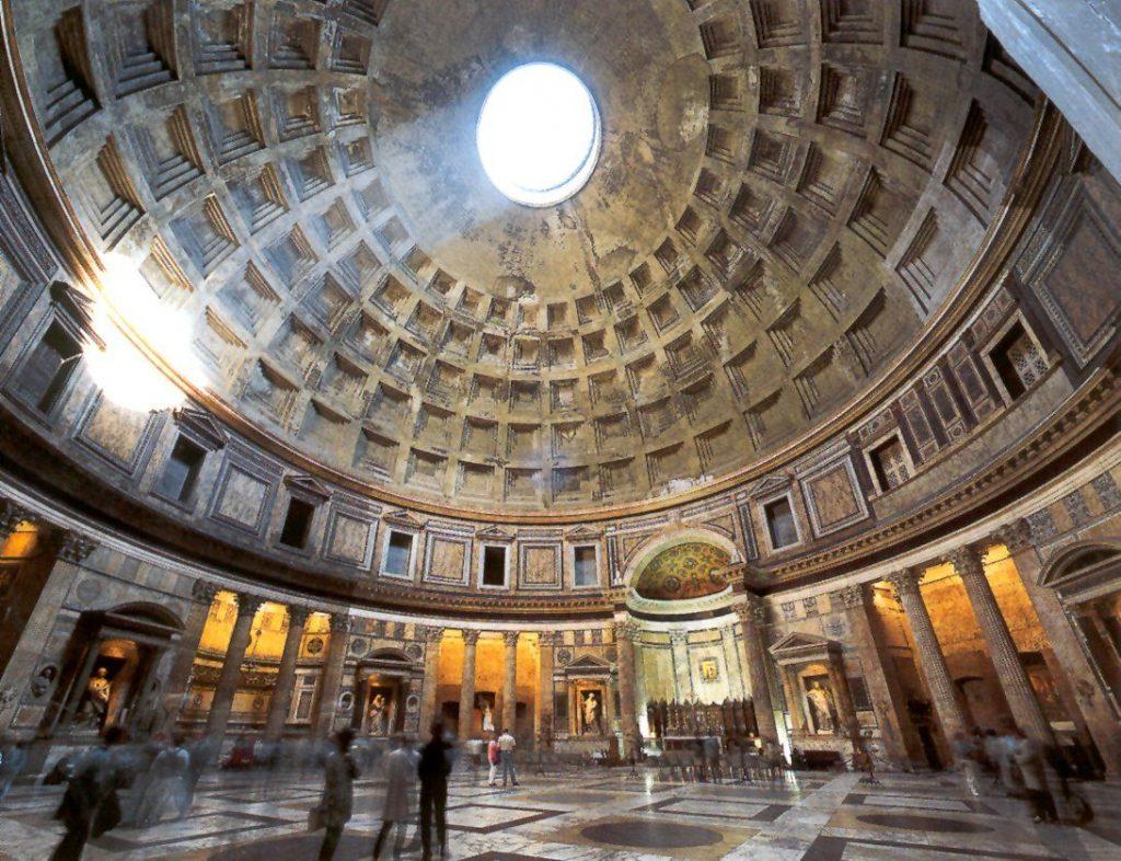 Panteón de Agripa, Prólogo para una guerra. Libros Prohibidos