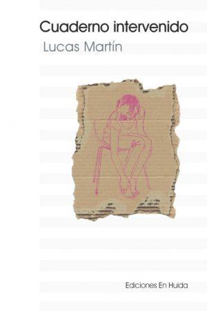 Cuaderno intervenido, portada. Libros Prohibidos