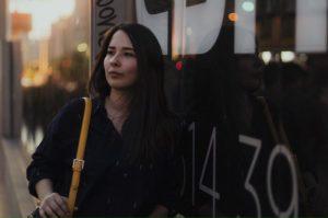 Rosa Moncayo, autora de Dog Café
