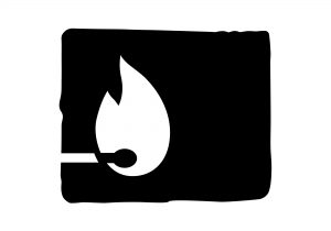 Así fue el 2017. Logo. Libros prohibidos se profesionaliza.