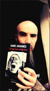 Daniel Aragonés, Libros prohibidos