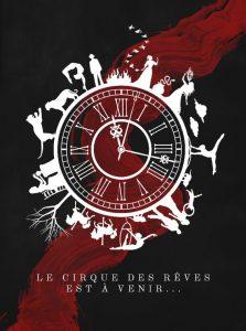 El circo de la noche. Portada en inglés. Libros Prohibidos
