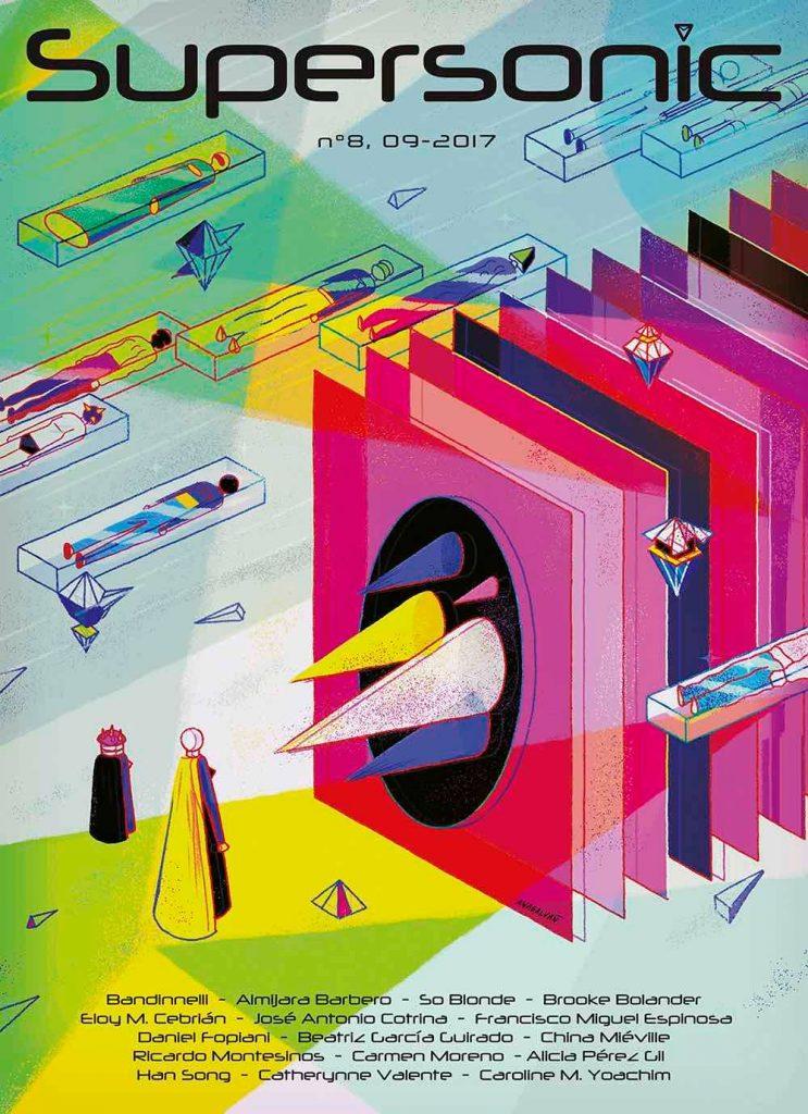 Supersonix. Cristina Jurado. Libros Prohibidos