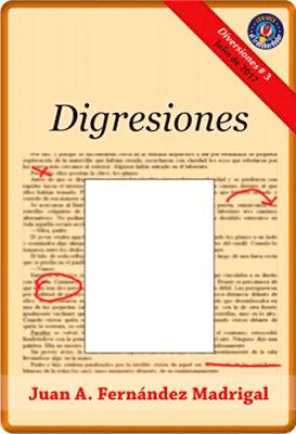 Las grapas del Transbordador. Digresiones. Libros Prohibidos