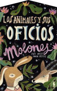 Los animales y sus oficios molones. Ibán Petit. Libros prohibidos