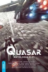 Quasar 2. Nieves Delgado. Libros Prohibidos