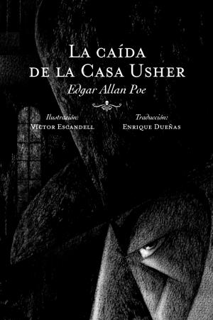 La caída de la casa Usher. Libros Prohibidos