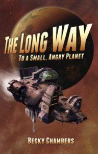 El largo viaje a un pequeño planeta iracundo, portada original. Libros Prohibidos