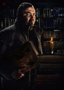 Antonio Torrubia. Librero del mal. Libros Prohibidos
