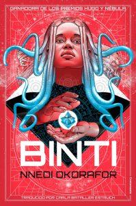Sorteo de octubre de 2018. Binti. Libros Prohibidos