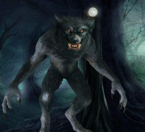 Hombre lobo, Libros Prohibidos