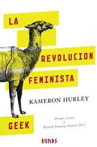 La revolución feminista geek. Libros Prohibidos.