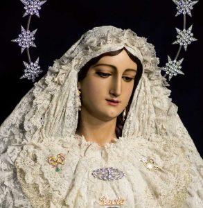 Virgen del Rocío, Libros Prohibidos. La lógica del absurdo.