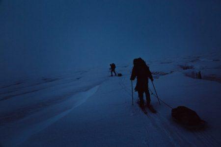 La mano izquierda de la oscuridad. Glaciar. Libros Prohibidos