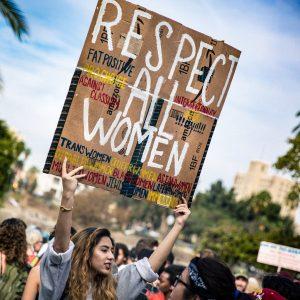 Pancarta feminista