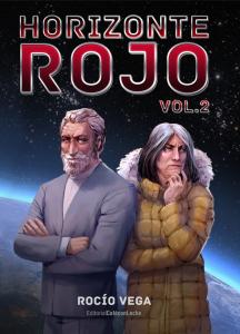 Segundo volumen de Horizonte Rojo, de Rocío Vega