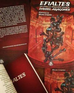 Efialtes 2, Libros Prohibidos