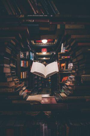 Sorteo mecenas de octubre de 2018. Libros Prohibidos
