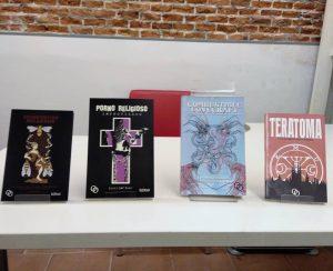 Libros Orciny Press, Libros Prohibidos
