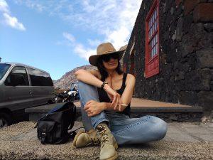 Entrevista a Nieves Delgado. Gafas. Libros Prohibidos
