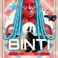 Portada Binti: Hogar. Nnedi Okorafor. Libros Prohibidos.