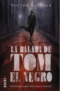La balada de Tom el Negro. Libros Prohibidos