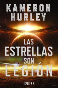 """Portada de """"Las estrellas son Legión"""""""