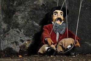 Marioneta. Libros Prohibidos