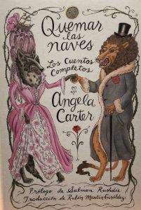 Angela Carter - Quemar las naves - Libros Prohibidos