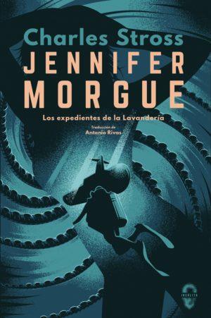 Portada Jennifer Morgue. Libros Prohibidos