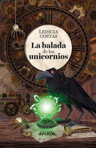 La balada de los unicornios - Libros Prohibidos