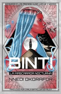 Cubierta Binti Mascarada. Quien teme a la muerte. Libros Prohibidos