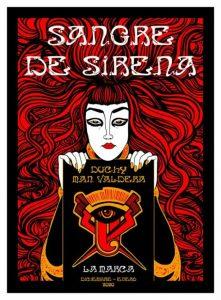 Duchy Man Valderá. Sangre de Sirena. Libros Prohibidos