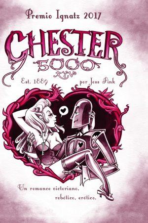 Jess Fink Chester 5000 XYV Jess Fink Chester 5000 XYV