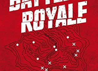 Battle Royale. Portada. Libros prohibidos