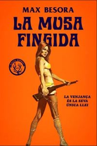 La musa fingida. Portada de la edición en catalán de Males Herbes. Libros Prohibidos.