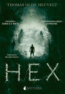 Recomendaciones de libros: HEX