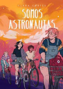 Recomendaciones de libros: Somos astronautas