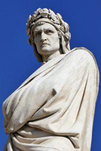 Lucifición, Dante. Libros Prohibidos