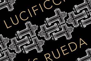Lucificción, portada. Libros Prohibidos