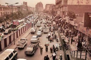 La maldición del tranvía 015. El Cairo. Libros Prohibidos