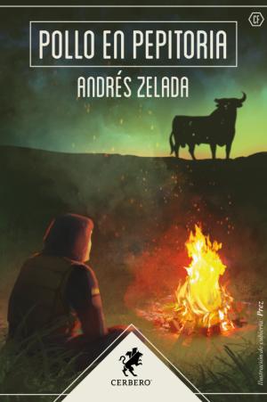 Portada de la novela de Andrés Zelada Pollo en pepitoria